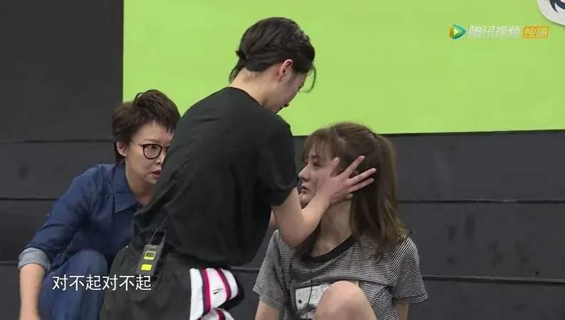 阚清子和徐璐怎么回事?徐璐阚清子拍戏失控姐妹现场翻脸是真的?
