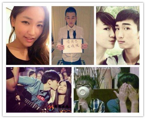 宁桓宇女友是许馨文吗为啥分手?网传宁桓宇写给许馨文的歌是哪首