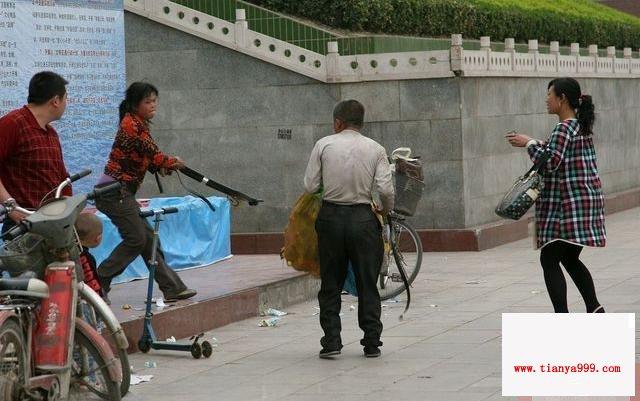 """文章标题:与""""男女,街头,乞丐""""有关的文章还有: 南宁女子"""